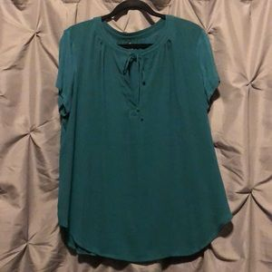 Teal XL blouse from NY&Co.